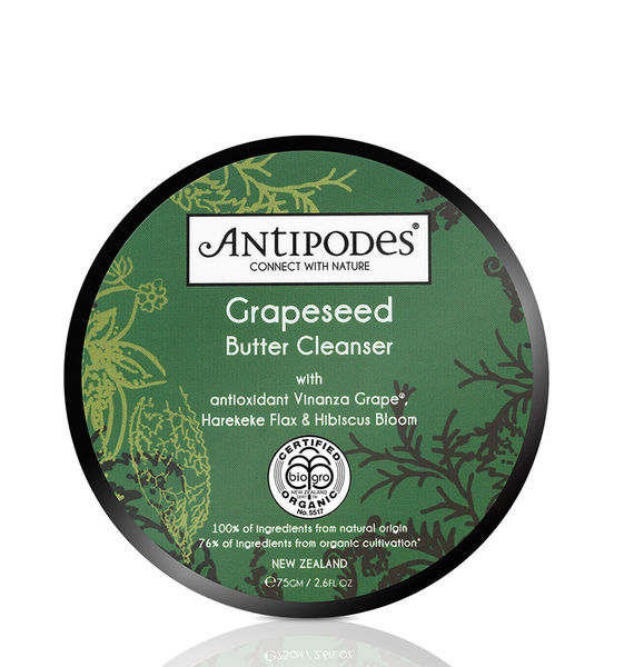 Antipodes Grapeseed Butter Cleanser 75ml