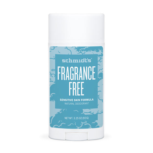 Schmidt's 75g Fragrance Free Deodorantti Sensitive